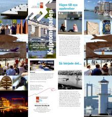 Kajpromenaden - en konst- och kulturvandring längst Norra Älvstranden