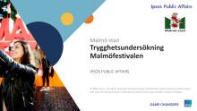 Trygghetsundersökning Malmöfestivalen 2016