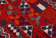 Kedjestygn - En liten utställning om kvinnor och kreativitet i södra Irak