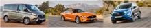 IAA-Pkw: Ford Mustang, EcoSport und Tourneo Custom führen die Produktneuheiten von Ford an