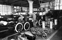 Ford feirer 100-årsdagen for samlebåndet med nye mål for avansert og fleksibel produksjon