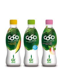 """Drick en kokosnöt - Nu finns naturens egen """"sportdryck"""" i två nya smaker!"""