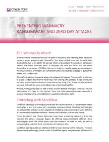 Så stoppas WannaCry Ransomware och ZeroDay attacker