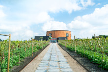 Nordic Sea Winery tilldelas arkitekturpris i Simrishamn