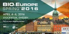 Möt oss på bio Europe Spring 4-6 april