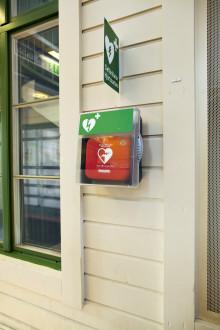 Ny Sifoundersökning: Livsfarlig kunskapsbrist om hjärtstartare i Sverige