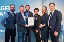 Sigma Technology utsett till ett av Sweden's Best Managed Companies 2019