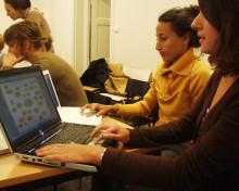 Beckmans studenter ger HP nya mönster