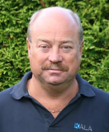 Månadens innovatör i oktober Lars Elgestål.