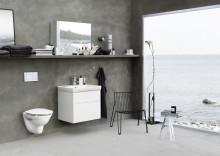 Ifö lanserar nya toaletter i populära Spira-serien