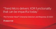 Trend Micros IT-säkerhet för företag prisas av Forrester