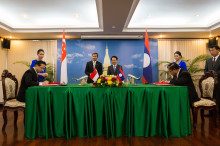 SilkAir to codeshare with Lao Airlines