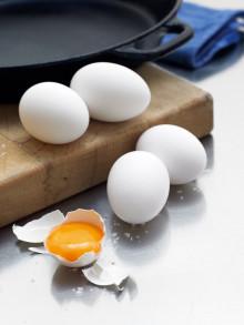 Ägg - bra för miljön och plånboken