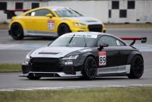 Verdenspremiere på Audi Sport TT Cup i weekenden