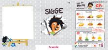 Scandic lanserar ny barnmeny