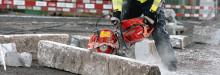 Hiltis verktyg och engagemang möjliggör träning på Arlanda säkerhetspark