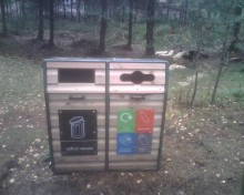Center Parcs takes recycling one step further