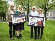 Motiver fra Røros pryder Harald Sohlberg-frimerker
