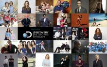 Våren 2016 på Discovery Networks Sweden
