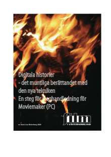 Moviemaker - Digitala Historier