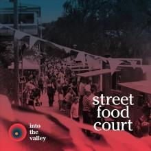 Into the Valley samarbetar med Streetfoodcourt för att säkra matupplevelsen under festivalen