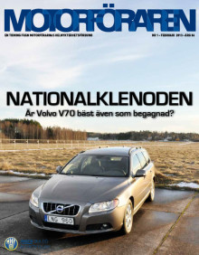 Motorföraren - enda motortidningen som ökar upplagan
