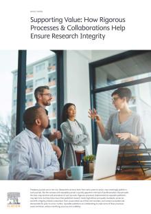 White Paper: Strenge Publikationsprozesse und Zusammenarbeit helfen, die Integrität in der Forschung zu wahren