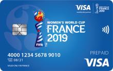 Visa soutient les femmes à la  Coupe du Monde Féminine de la FIFA France 2019™
