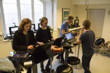 Nytt makerspace ger ITG-elever frihet att vara kreativa