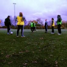 SvFF & StFF utbildar våra fotbollstränare i Stockholm