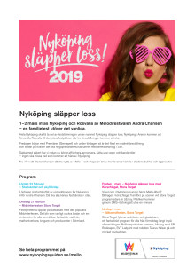 Info Nyköping Släpper Loss