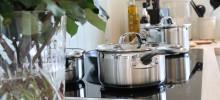 Velg riktig kasserolle