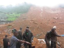 """Sierra Leone: """"De flesta tänker på att det kan bli värre."""""""