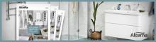 Alterna Badrum, Sveriges ledande varumärke för badrumsinredning, lanserar ny produktkatalog
