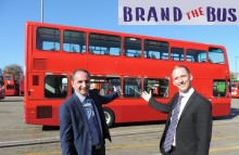 OXFORD BUS COMPANY 'BRAND THE BUS' COMPETITION HOTS UP