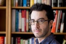 Jonathan Safran Foer till Stadsbiblioteket i augusti