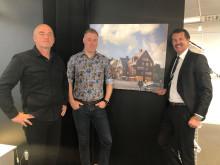 Fastighets AB 3Hus tecknar samarbetsavtal med Våningen & Villan.