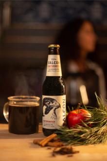 Öl ska drickas varm i vinter