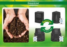 GreenLine Komposter!