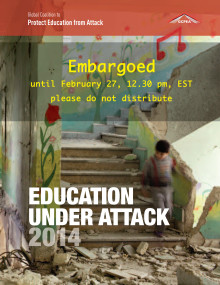 Education Under Attack - full report