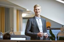 Säg hej till vår nya medarbetare Jakob Larsson!