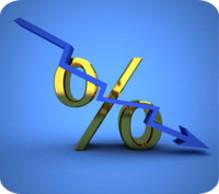 Räntan på bolån och sparkonton sänks efter Riksbankens sänkning av reporäntan.