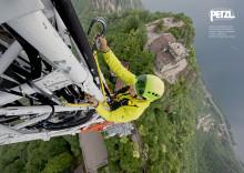 NYHET! Petzl VOLT och VOLT WIND – specialdesignade selar för kraft- och vindindustrin