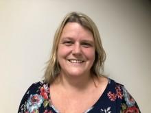 Anna är en av tre finalister till lärarpriset Guldäpplet 2018