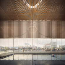 Oslo Airport City nominert til World Architecture Festival