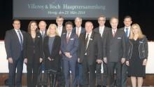 Neue Mitglieder im Aufsichtsrat der Villeroy & Boch AG
