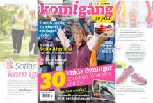 Ny tidning för träningssugna 50-plussare
