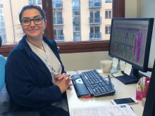 Möt Fatma Kizilkaya, arbetsledare på Folktandvården Stockholm