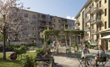 Bygglov klart för Riksbyggens Brf Guldpennan i Uddevalla