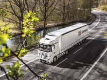 Så arbetar vi för att minska utsläppen från våra lastbilar